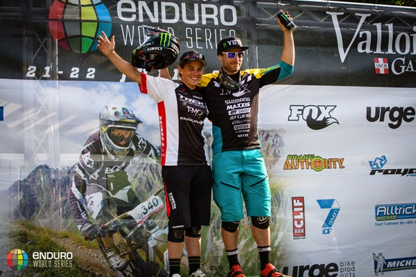 2014 Enduro World Series: Valloire, France - Results - Series Leaders