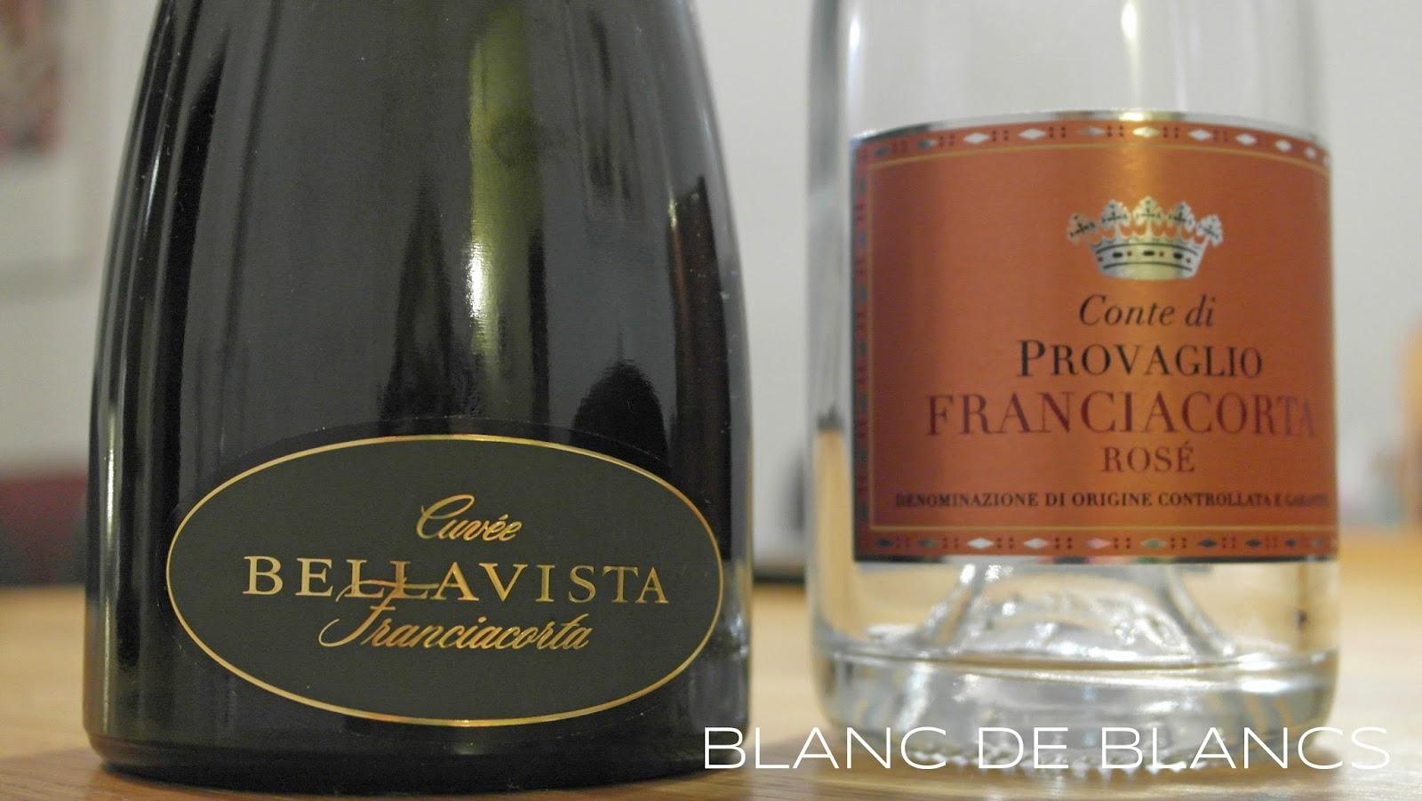 Franciacorta - www.blancdeblancs.fi