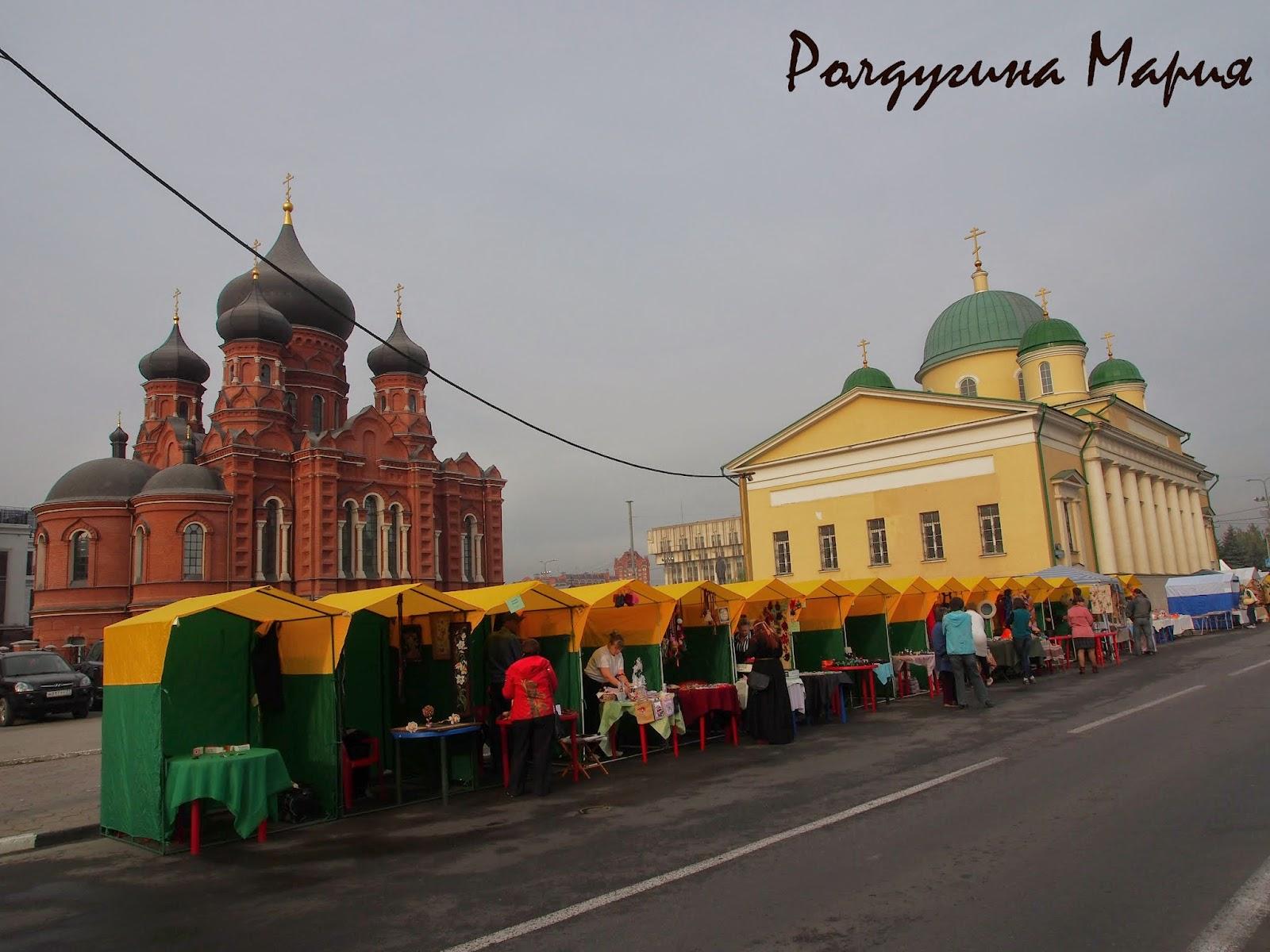 Тула день города 2014