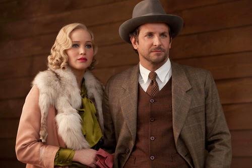 """Jennifer Lawrence & Bradley in new movie """"Serena"""""""