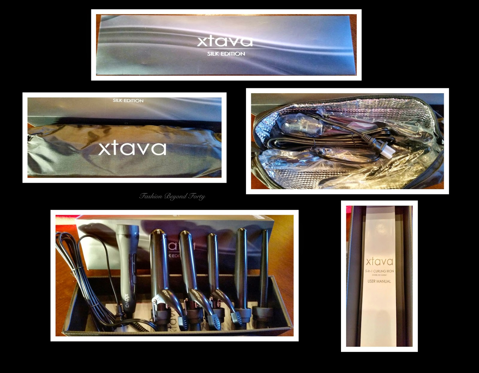 Xtava 5 in 1 Professional Curling Iron