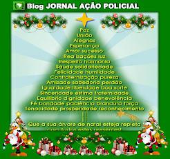 Feliz Natal São os votos de toda a equipe do BLOG JORNAL AÇÃO POLICIAL CERQUILHO!!