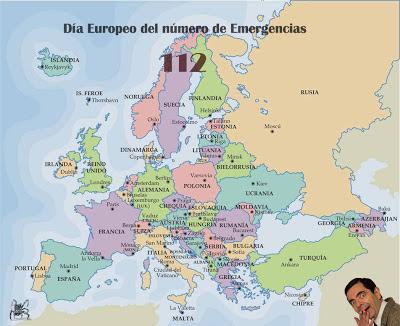 Día europeo del número de emergencias  112