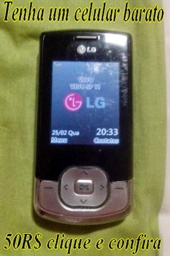 Celular super barato LG original
