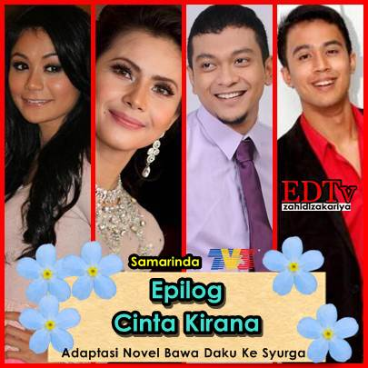Senarai Lagu OST Epilog Cinta Kirana Samarinda TV3