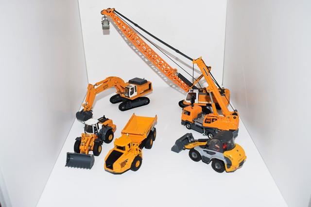 11/2017 - Máquinas de construção