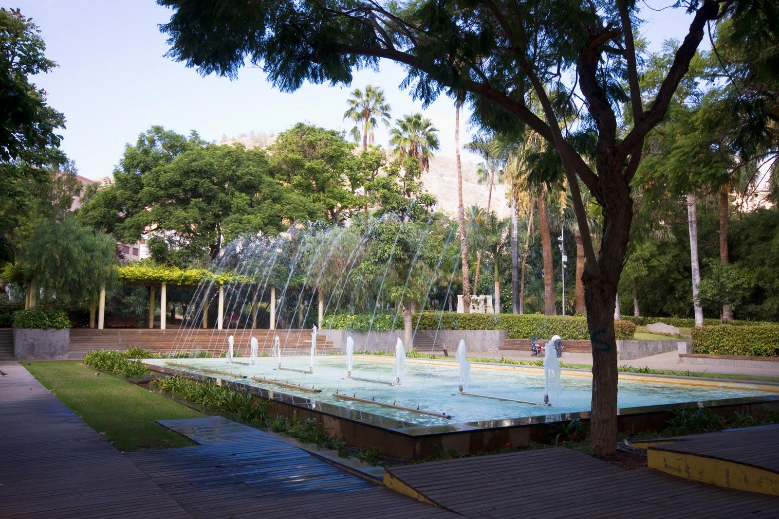 Imagenes de tenerife descubrela parque municipal - Parques infantiles santa cruz de tenerife ...