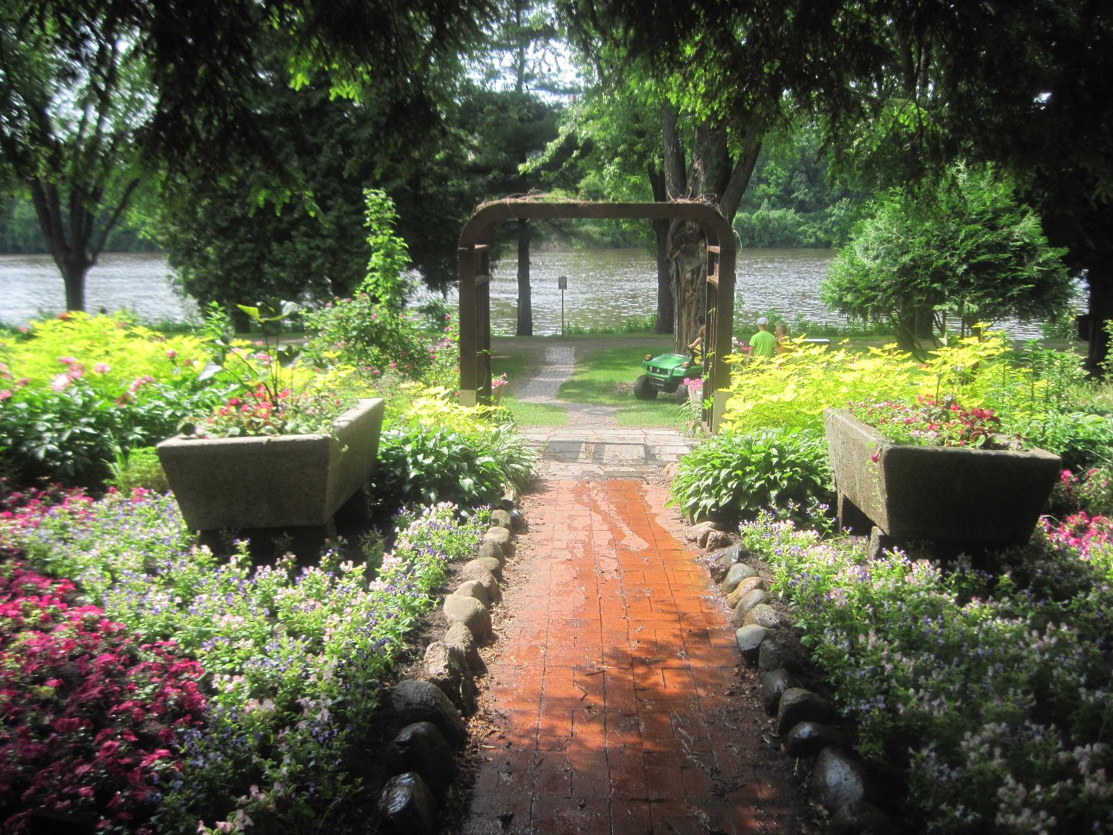 The Schramm Journey Munsinger And Clemens Gardens Of St Cloud