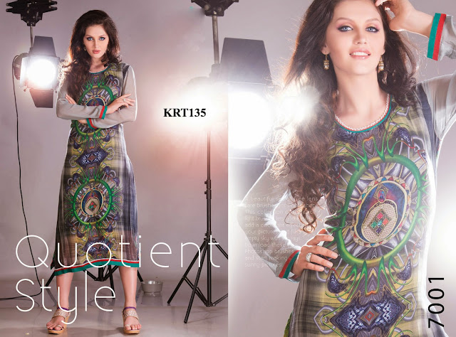 Purchase Pure Georgette Digital Print Kurti – Supplier