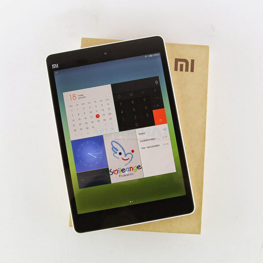 Harga HP tablet Mi Pad Xiaomi Murah dan Berkualitas Dusbox