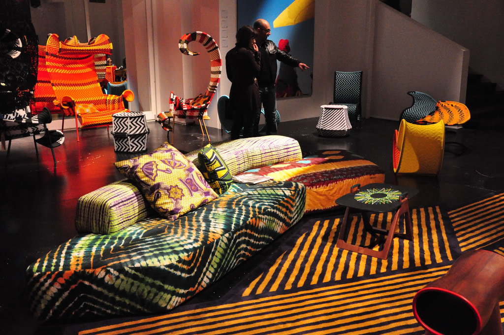 la d coration africaine. Black Bedroom Furniture Sets. Home Design Ideas