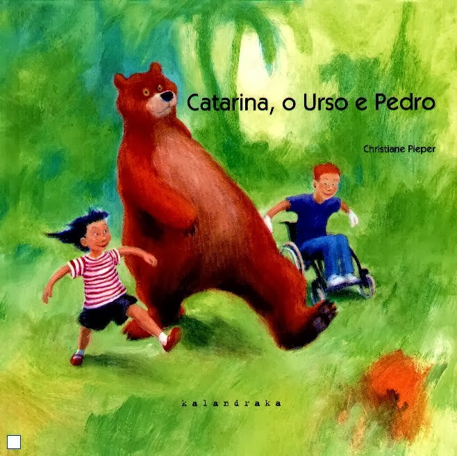 Catarina, o Urso e Pedro