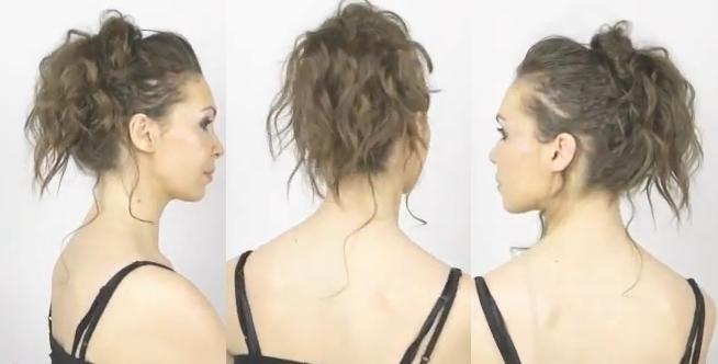 Nouveau Look Pour Une Nouvelle Vie Masque Cheveux Gras Le Salon