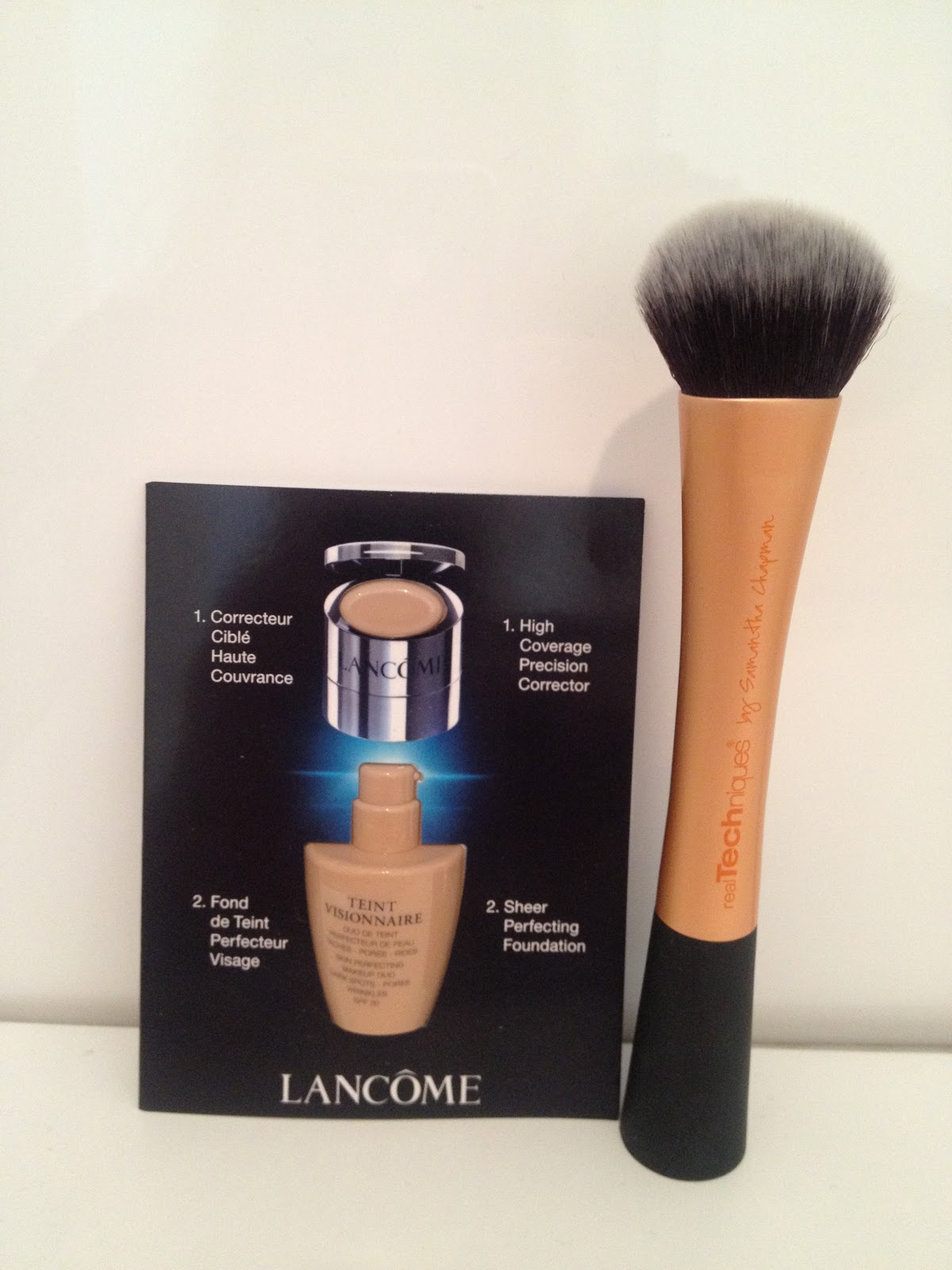 Lancome Teint Visionnaire - Review - Mammaful Zo: Beauty, Fashion ...