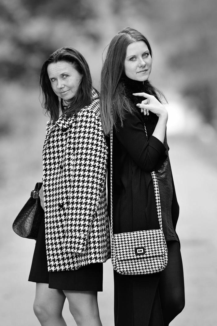 martina srbová, jak nosit kohoutí stopu, family blogger, lucie srbová
