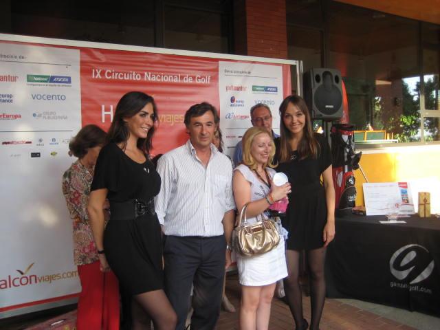 Circuito Galicia Halcon Viajes : Golf pádel y running burgos lermaix circuito