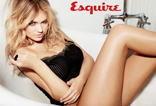 Kate Upton Esquire Magazine Cover, Kate Upton Esquire Magazine Photos