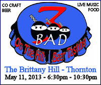 3BAD - On The Hill - Beer Tasting