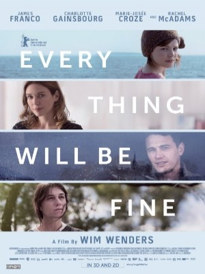 Poster Every Thing Will Be Fine 2015
