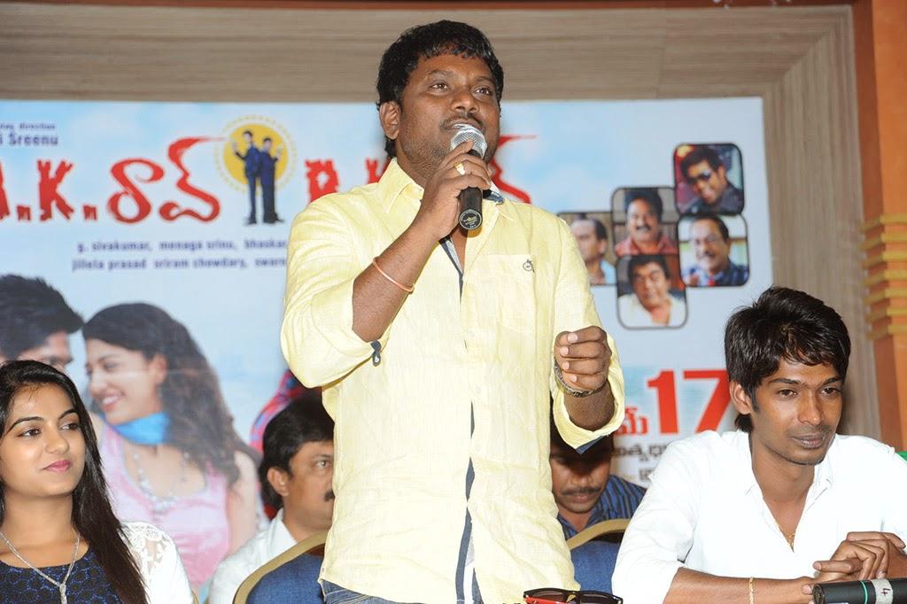 Ak Rao Pk Rao Movie Press Meet Photos Gallery-HQ-Photo-9