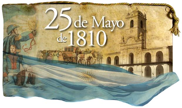Mes Aniversario de la Revolución de Mayo