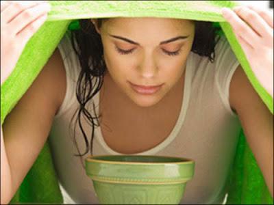 Cách xông hơi trị viêm xoang hiệu quả