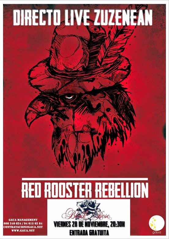 ¡¡RED ROOSTER REBELLIÓN!!