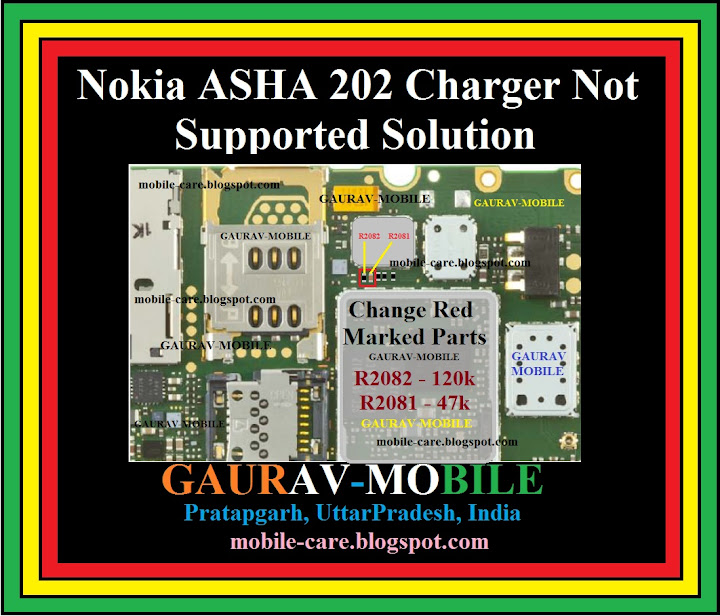 Nokia Asha 202 Charger Not Supported Solution