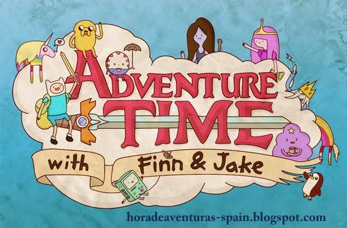 Hora De Aventuras SPAIN