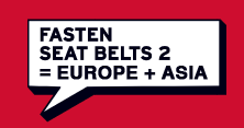 Fasten Seat Belts 2 - Videos for Learning About Cultural Norms