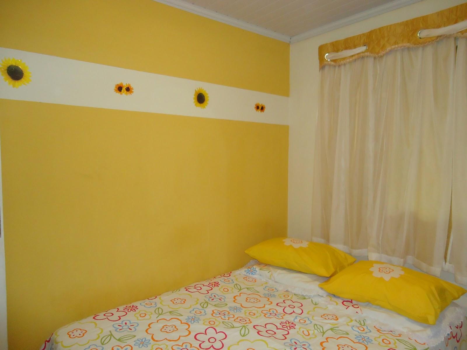Tinta Amarela Parede Tinta Piso Eucatex Fosca Premium Amarelo  -> Cor De Parede Para Sala Amarelo