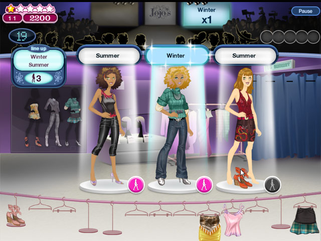 Fashion Show Free Full Version Games Download Games Pc Games
