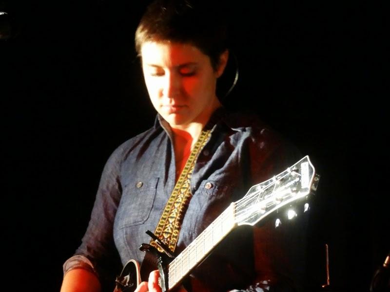 03.12.2014 Oberhausen - Druckluft: Laura Stevenson & The Cans