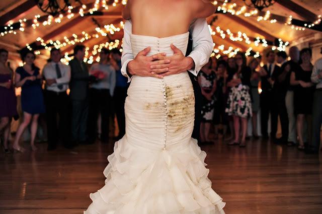 "The Perfect Dress: ""How Do I Keep My Wedding Dress Clean?"""