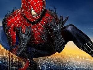 Film terbaru THE AMAZING SPIDERMAN