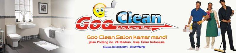 Goo Clean Salon Kamar Mandi Profesional