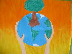 cartaz meio ambiente e sustentabilidade