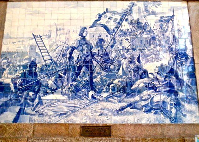 O Infante D. Henrique na conquista de Ceuta