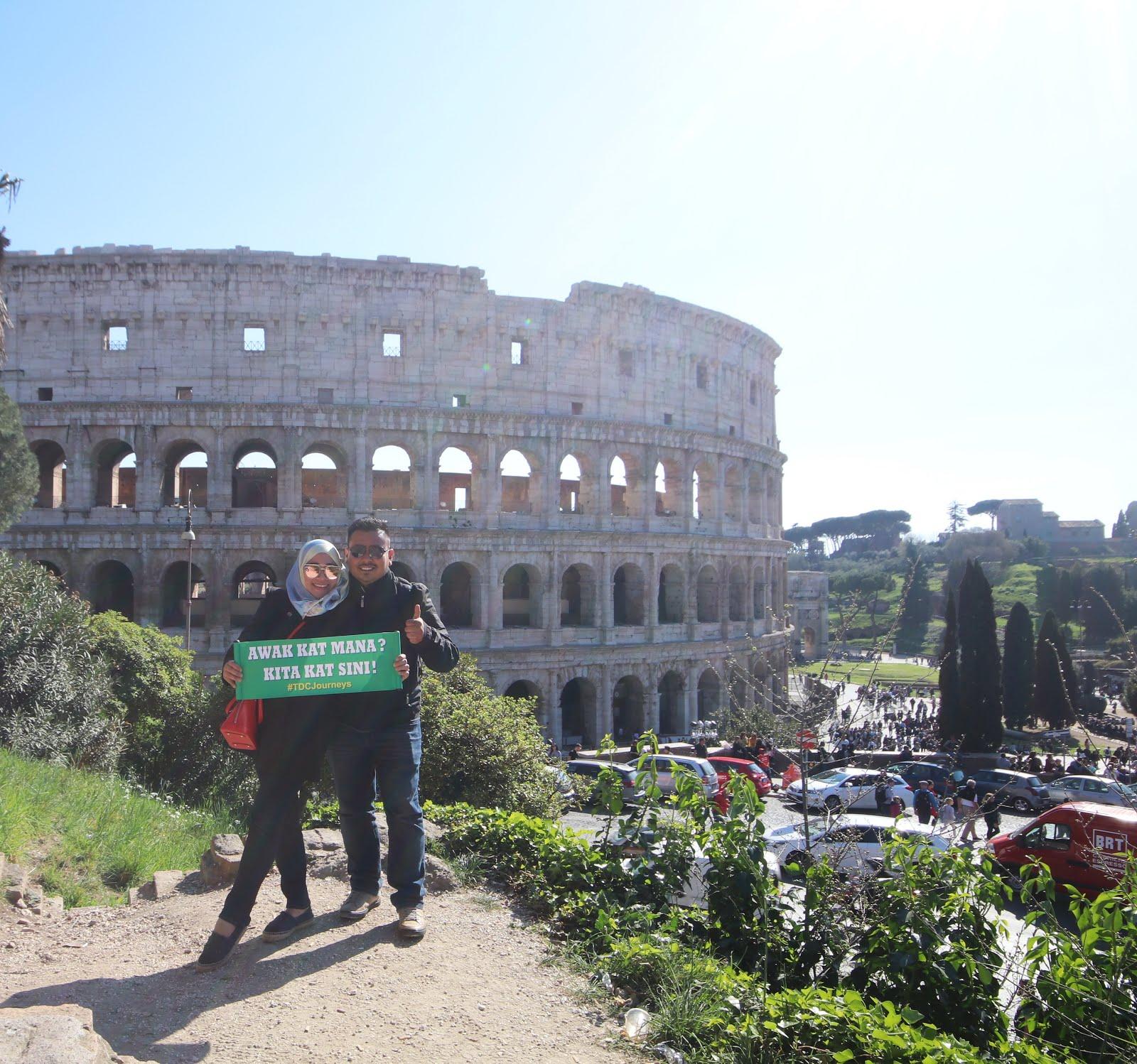 Rome, Italy Mar 2017