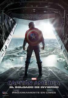 Capitán América: El soldado de invierno, Marvel Studios, cartel, Walt Disney Pictures, Chris Evans, Scarlett Johansson, Steve Rogers, Natasha Romanoff, tráiler
