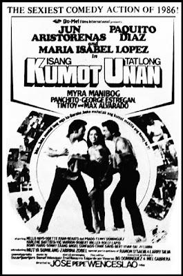 Isang kumot tatlong unan (1986)