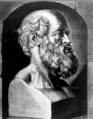 医学の祖「ヒポクラテス」:  プロポリスの薬効を発見! 自らも90歳まで長生き!