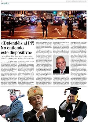 EL PSOE ESPIABA AL PP Y MANDÓ GRABAR el encuentro entre Alicia Sánchez Camacho y la novia de Pujol junior