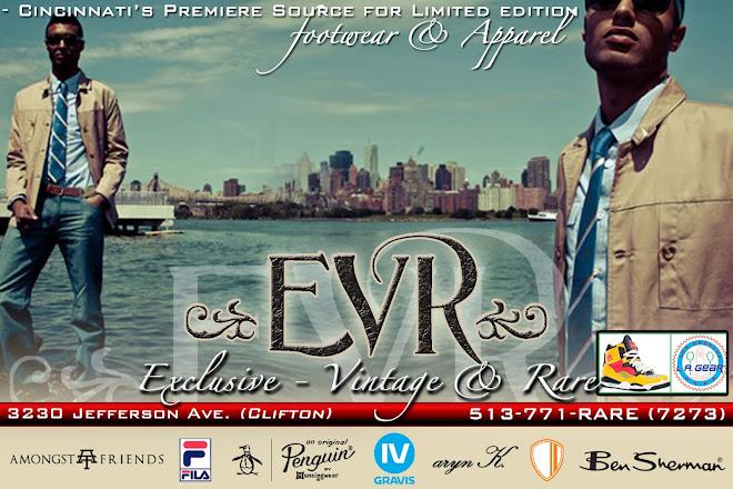 E.V.R Spring/Summer 2014