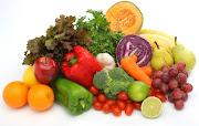 Sabias que consumir Frutas y Verduras puede hacerte pensar mas y hasta mejor . fruits veggies fotalia
