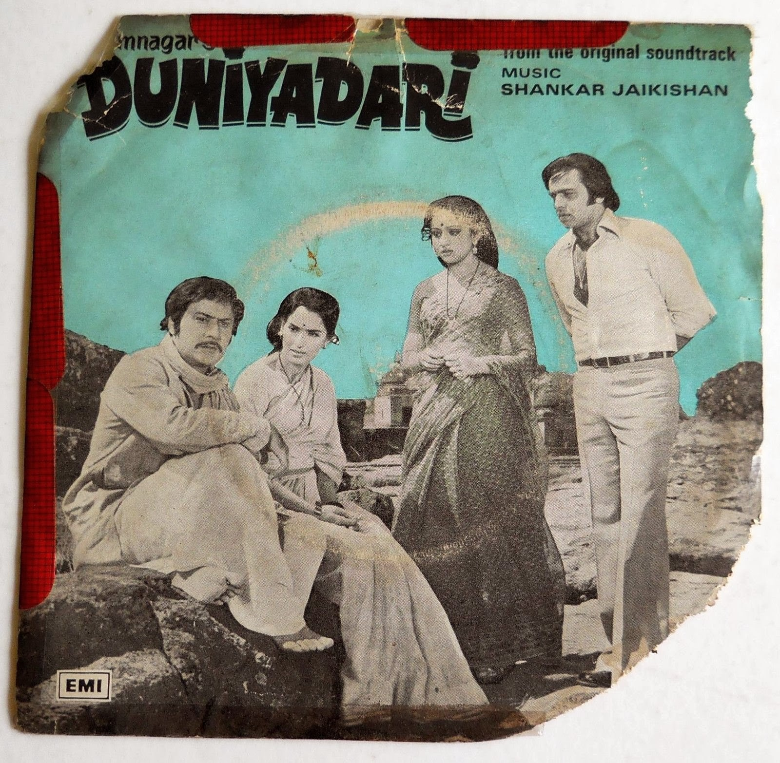 Bollywood Hindi Movie Record Covers Part 5 Old Indian