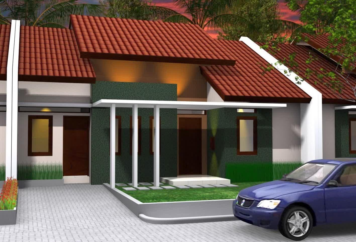 Rumah Minimalis Type 70 Desain Rumah Minimalis Sederhana