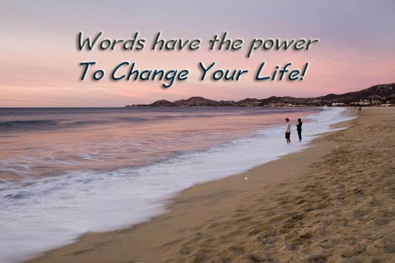 POWER OF POSITIVE WORDS