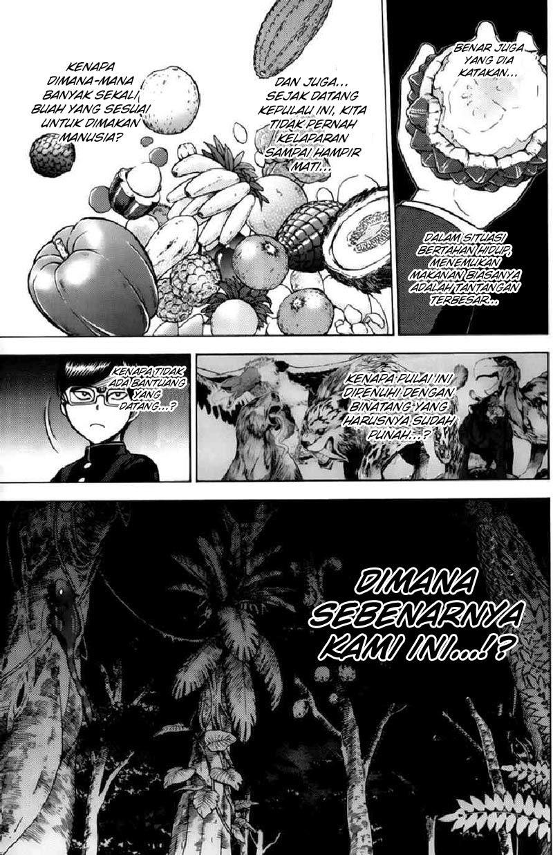 Komik cage of eden 053 - api keberangkatan 54 Indonesia cage of eden 053 - api keberangkatan Terbaru 15|Baca Manga Komik Indonesia|