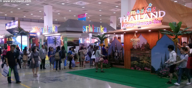 Feria Internacional de Turismo de Corea 2013